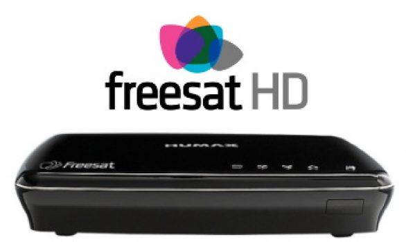 Humax Freesat Recorder HDR1100 1TB