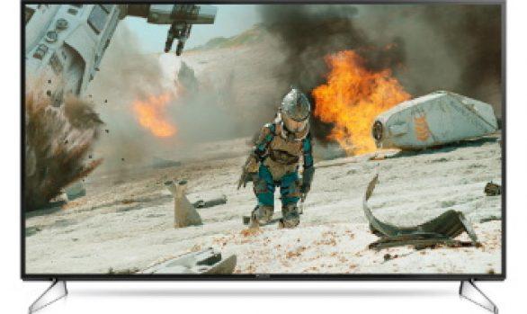Panasonic EX600 4K HDR-TV