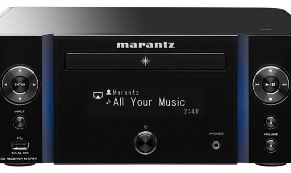 Marantz MCR-611 Hi-Fi. CD/Radio (DAB & FM) Bluetooth, Wi-Fi